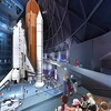 Rendering of future Samuel Oschin Air and Space Center